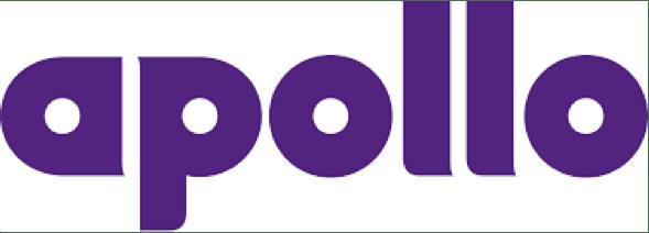 아폴로 타이어 logo