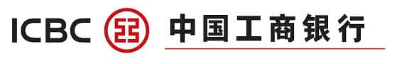 Industrial and Commercial Bank of China Limited (ICBC) logo