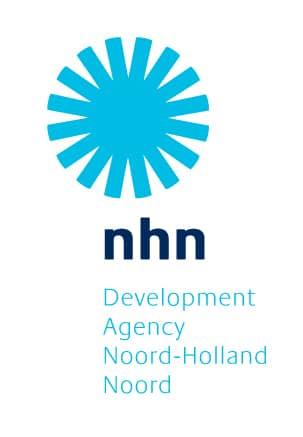 The Development Agency Noord-Holland Noord (NHN) logo